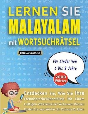 Malayalam Lernen