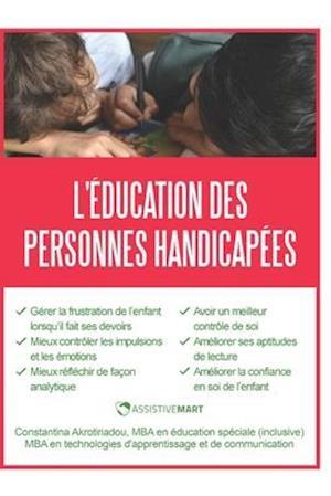 L'éducation des personnes handicapées