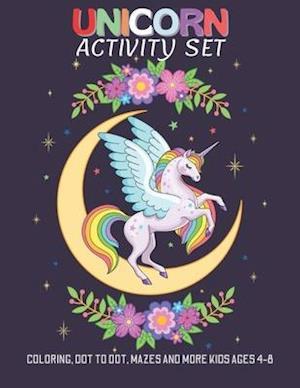 Unicorn activity set