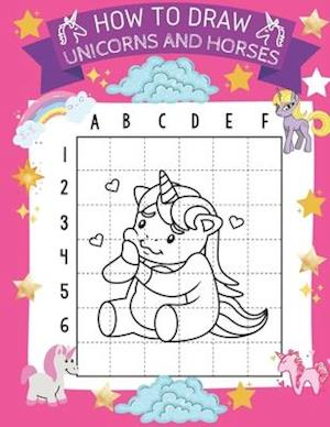How to draw unicorns and horses