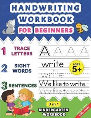 Handwriting Workbook for Beginners