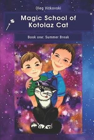 Magic School of Kotolaz Cat