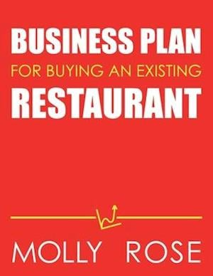 Buying an existing buisness business plan