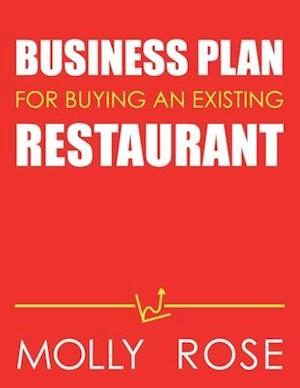 Buying an existing business business plan