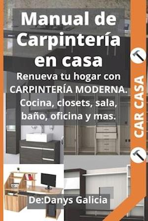 Manual de Carpintería en Casa