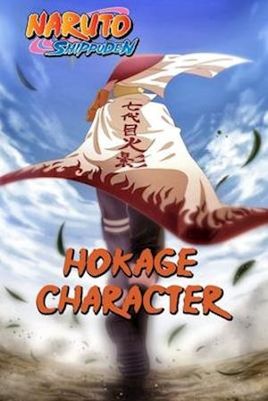 Hokage Character - Naruto Shippuden