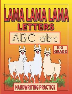 Lama Lama Lama Letters