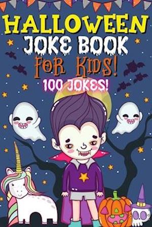 Halloween Joke Book For Kids!