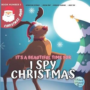 It's a Beautiful Time for I Spy Christmas
