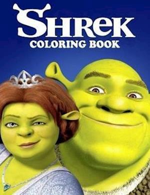 Shrek Coloring Book