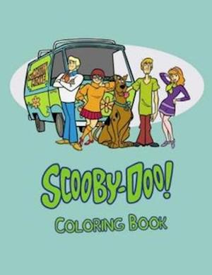 Scooby-Doo! Coloring Book