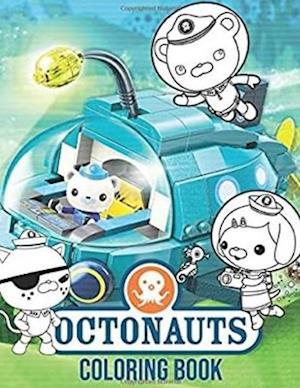 Octonauts Coloring Book