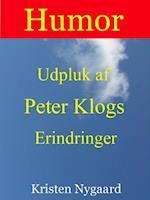 Udpluk af Peter Klogs Erindringer