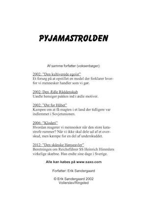 Pyjamastrolden af Erik Søndergaard