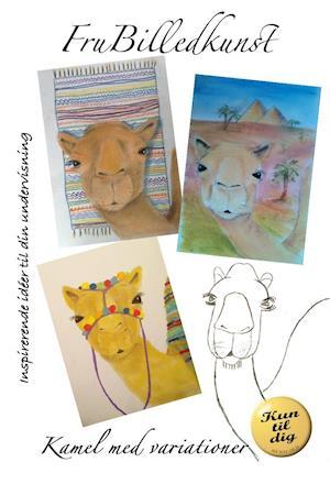 Kamel med variationer af Fru Billedkunst