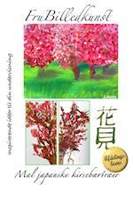 Mal japanske kirsebærtræer