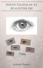 Sådan tegner du et realistisk øje