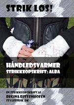 Strik løs! Håndledsvarmer strikkeopskrift: Alba
