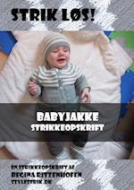 Strik løs! Babyjakke strikkeopskrift