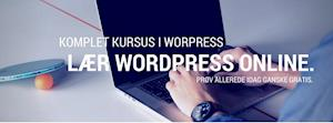 Alt om Wordpress.