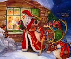 Jul på Landet af Jørgen Rohde