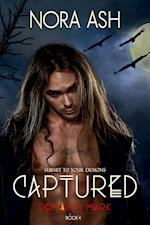 Captured: Demon's Mark 4 (Dark Paranormal Erotica)