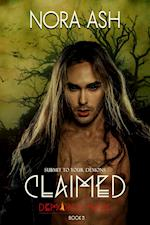 Claimed: Demon's Mark 5 (Dark Paranormal Erotica)