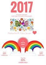 2017 Kinesisk Kalender Kursus - Bliv 99% mere heldig end alle de andre!