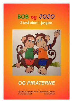 Bob & Jojo 2 små aber i junglen og PIRATERNE