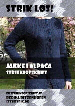 Strik løs! Jakke i alpaca strikkeopskrift af Regina Ritzenhofen