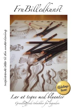 Lær at tegne med blyanter - AFDELINGSLICENS