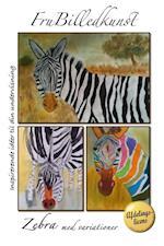 Zebra med variationer - AFDELINGSLICENS