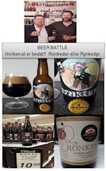 BEER Battle. Hvilken øl er bedst?  Ronkedor eller Rynkedyr