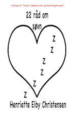 22 Råd om Søvn