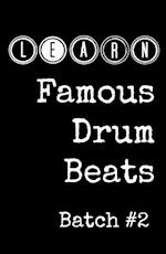 Learn Famous Drum Beats - Batch #2