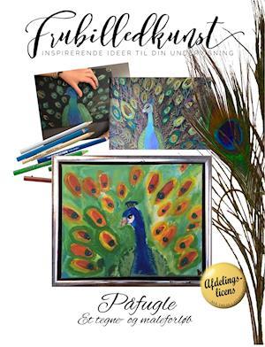Påfugle - et tegne- og maleforløb