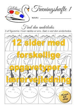 FruBilledkunsts træningshæfte 1 (m. personlig licens)